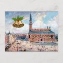 Christmas Postcard - Copenhagen