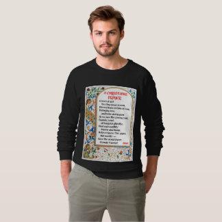 Christmas Prayer (Donald Trump) Man's Sweatshirt