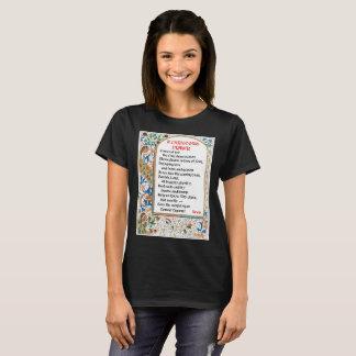 Christmas Prayer (Donald Trump) Woman's T-shirt