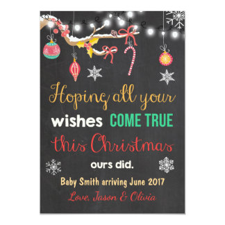 Pregnancy Announcement Cards & Invitations | Zazzle.co.uk
