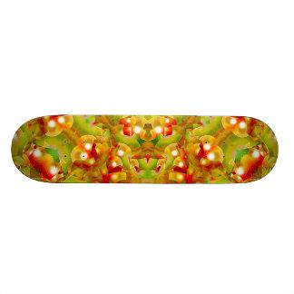 Christmas Print Motif Custom Skateboard