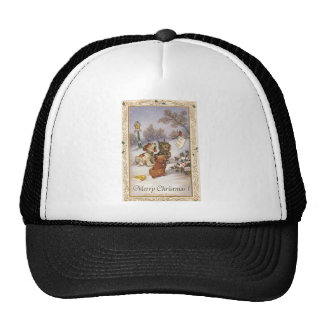 CHRISTMAS PRODUCTS 1 MESH HAT
