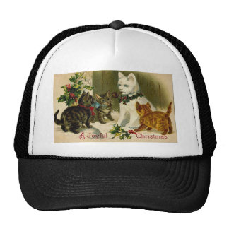 CHRISTMAS PRODUCTS 1 MESH HATS