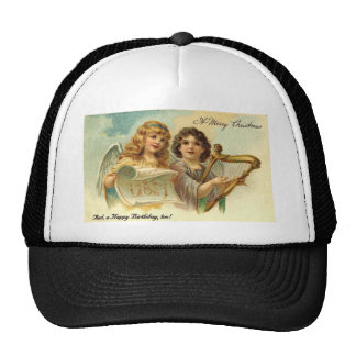 CHRISTMAS PRODUCTS 1 TRUCKER HAT