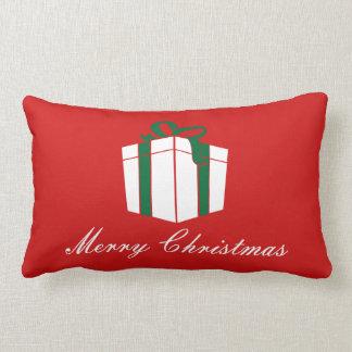 Christmas Proposal Pillow