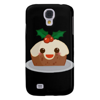 'Christmas Pudding' Galaxy S4 Case