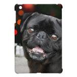 Christmas pug dog case for the iPad mini