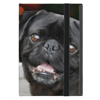 Christmas pug dog iPad mini cover