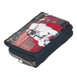 Christmas - Pug - Harvey Wallets