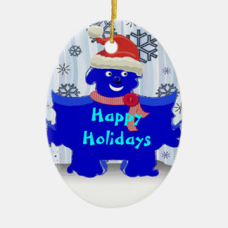 Christmas Puzzle Ornament
