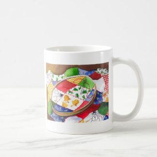 Christmas Quilt Coffee Mug