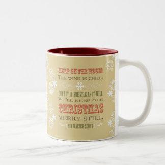 Christmas Quote Mug