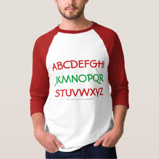 Christmas Rebus (Rebus #7) T-Shirt