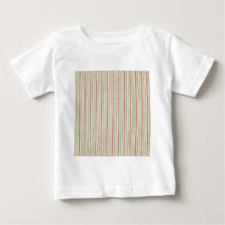 Christmas Red And Green Stripes Tshirts