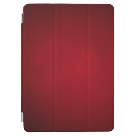 Christmas Red Bokeh Burgundy 2015 Colour Trend iPad Air Cover