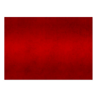 Christmas Red Crimson Parchment Color Template Pack Of Chubby Business Cards