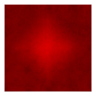 Christmas Red Crimson Parchment Gradient Template Print