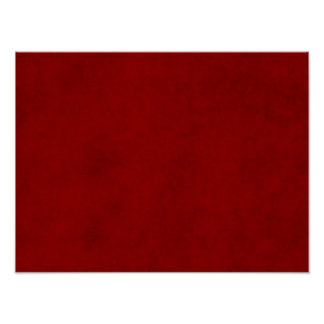 Christmas Red Crimson Parchment Paper Template Print