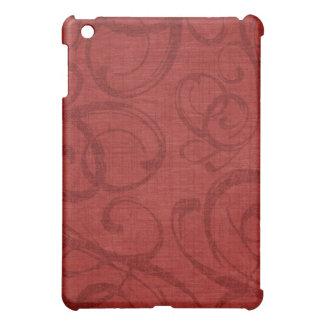 Christmas Red Hard Shell iPad Case