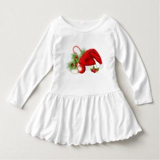 Christmas Red Santa Hat Dress