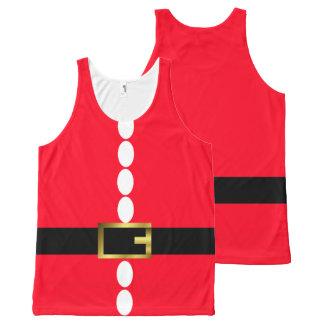 Christmas regatta All-Over print tank top