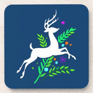 Christmas Reindeer Coaster