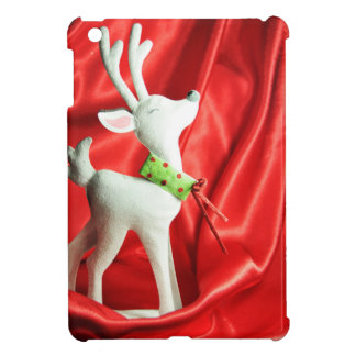 Christmas reindeer cover for the iPad mini