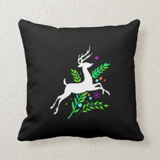 Christmas Reindeer Cushion