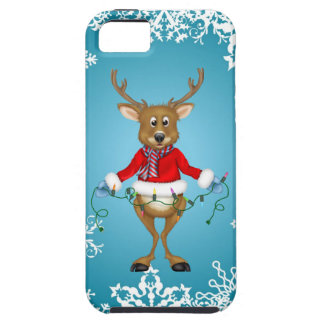Christmas Reindeer iPhone4 case mate vibe