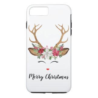 Christmas Reindeer iPhone8/7 Plus Case