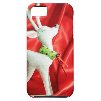 Christmas reindeer iPhone 5 cover