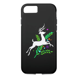 Christmas Reindeer iPhone 7 Case