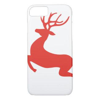 Christmas Reindeer iPhone Case