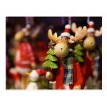 Christmas Reindeer Post Cards