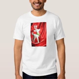 Christmas reindeer t shirts