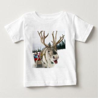 Christmas Reindeer Tee Shirt