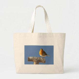 Christmas Robin Bags