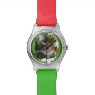 Christmas Robin Watch