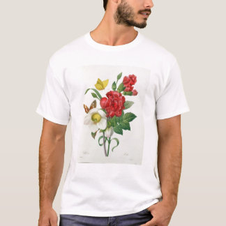 Christmas Rose, Helleborus niger T-Shirt