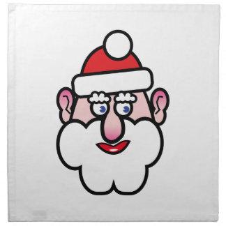 Christmas Santa Claus 1.0 Napkin