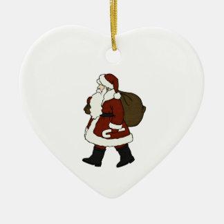 Christmas Santa Claus Christmas Ornament