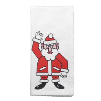 Christmas Santa Claus Napkin