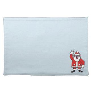 Christmas Santa Claus Placemat