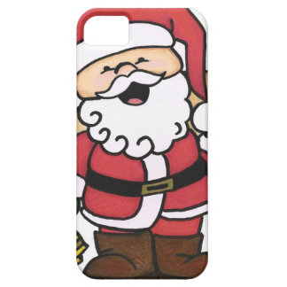 Christmas Santa iPhone 5 Cases