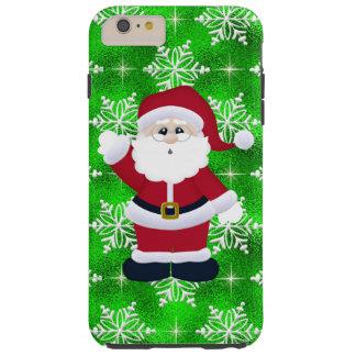 Christmas Santa iPhone 6 plus tough case