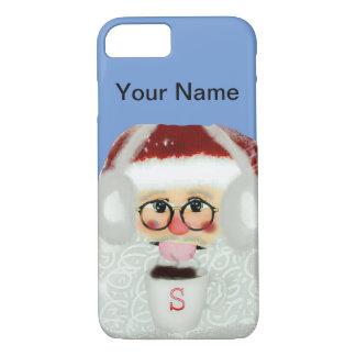 Christmas Santa phone case