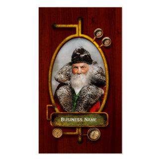 Christmas - Santa - Saint Nicholas 1895 Pack Of Standard Business Cards