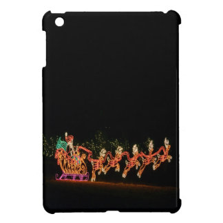 Christmas Santa Sleigh  2016 Cover For The iPad Mini