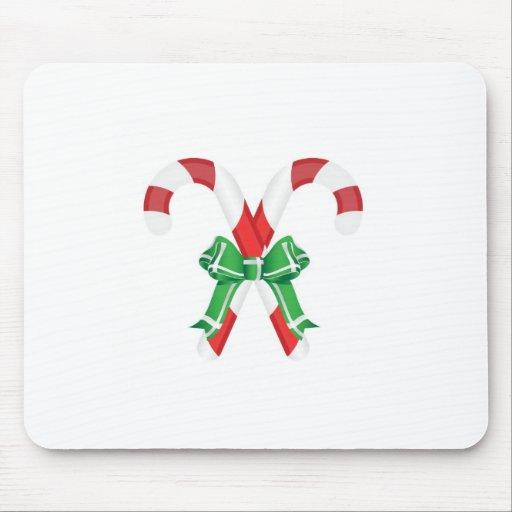 Christmas Santa Winter Peace Love Holiday Destiny Mouse Pad