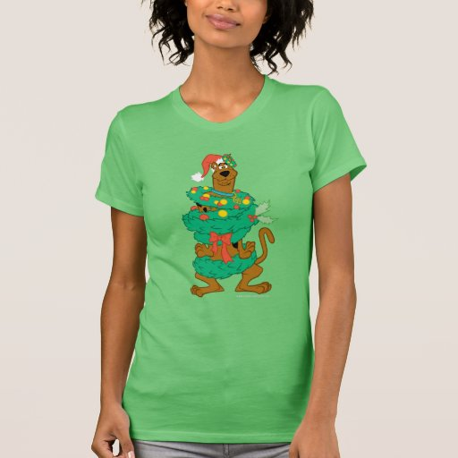 Christmas Scooby T-shirts
